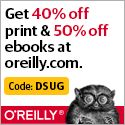 O'Reilly CCUG-PC User Group Discount